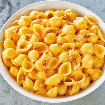 Daiya Dairy Free Meatless Bac'n and Cheddar Style Deluxe Cheezy Mac