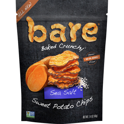 Bare Sea Salt Sweet Potato Chips