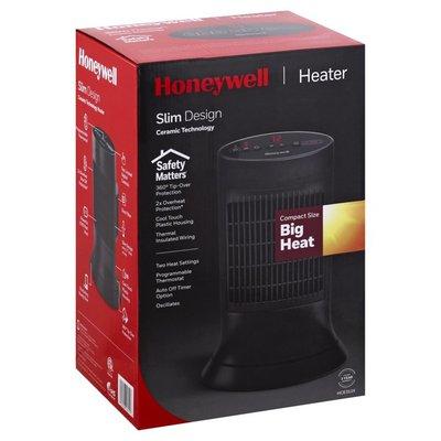 Honeywell Heater, Slim Design, Big Heat, Compact Size