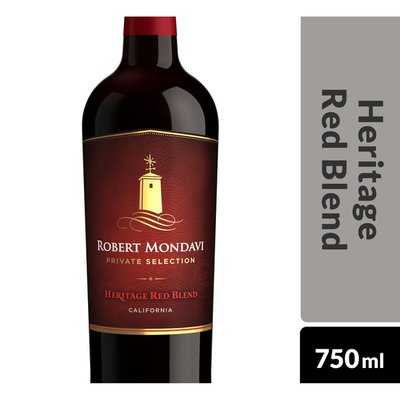 Robert Mondavi Private Selection Heritage Red Wine