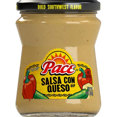 Pace® Cheese Dip, Salsa Con Queso