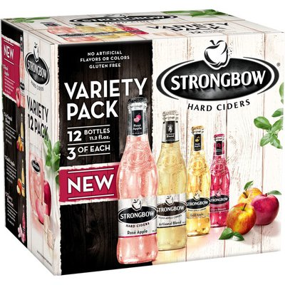 Strongbow Cider Variety Pack
