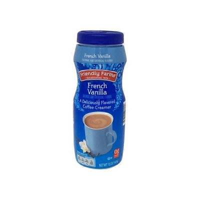 Friendly Farms French Vanilla Coffee Creamer