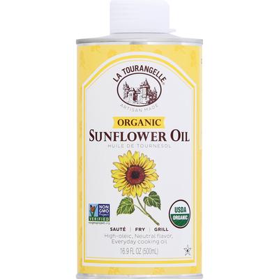 La Tourangelle Sunflower Oil, Organic