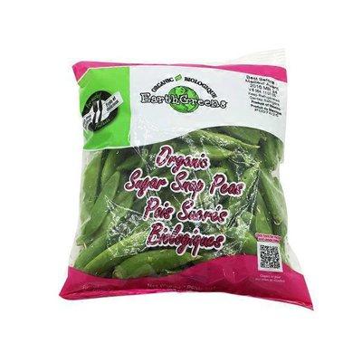 Earth Greens Organic Sugar Snap Peas