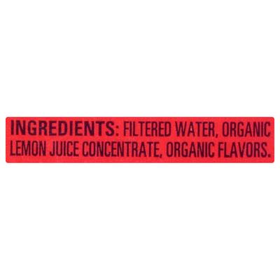 Juicy Juice Flavored Water Beverage, Organic, Fruit Punch, 8 Pack