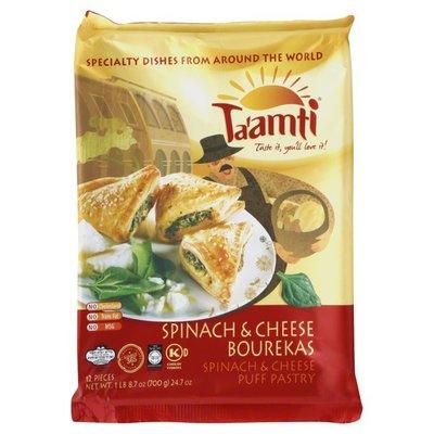 Ta'amti Bourekas, Spinach & Cheese