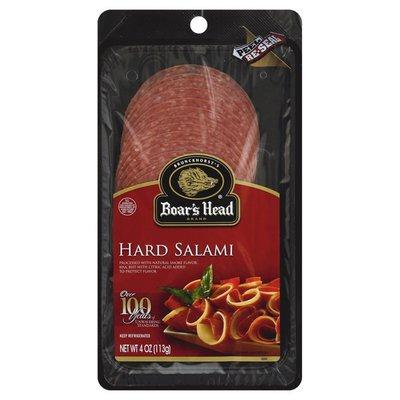 Boar's Head Salami, Hard