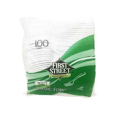 First Street Heavy Duty White Forks