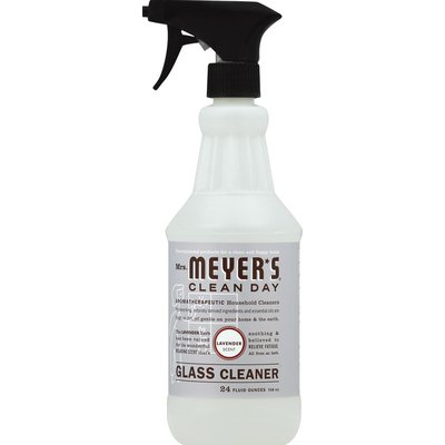Mrs. Meyer's Clean Day Glass Cleaner, Lavender Scent