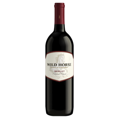 Wild Horse Merlot Red Wine