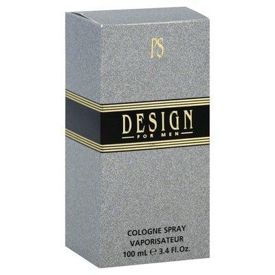 PS Cologne Spray, Design for Men