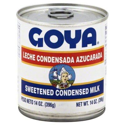 Goya Sweetened Condensed Milk