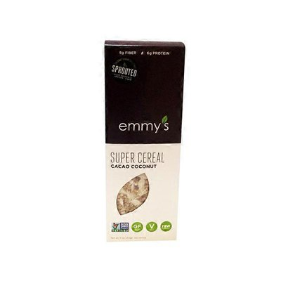 Emmys Cacao Coconut Super Cereal