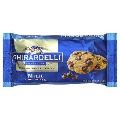Ghirardelli Chocolate Milk Chocolate Premium Baking Chips