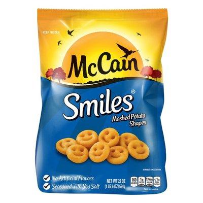 McCain Mashed Potato Shapes