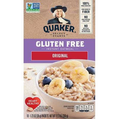 Quaker Select Starts Gluten Free Original