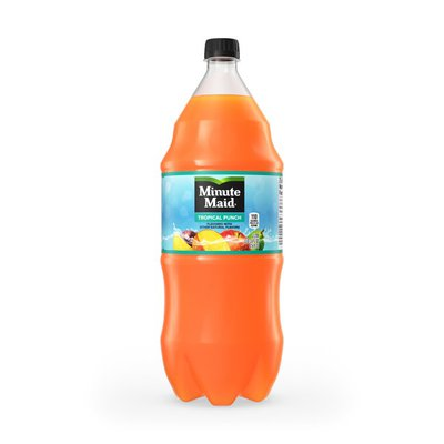 Minute Maid Tropical Punch, Fruit Juice Drink