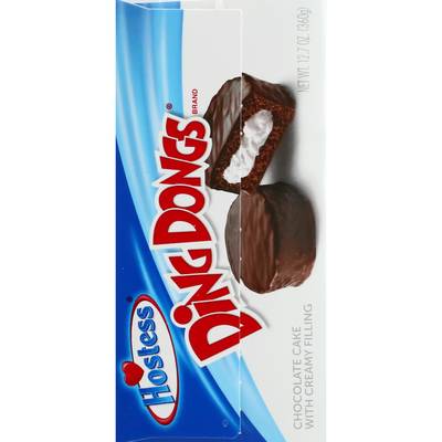 Hostess Chocolate Ding Dongs