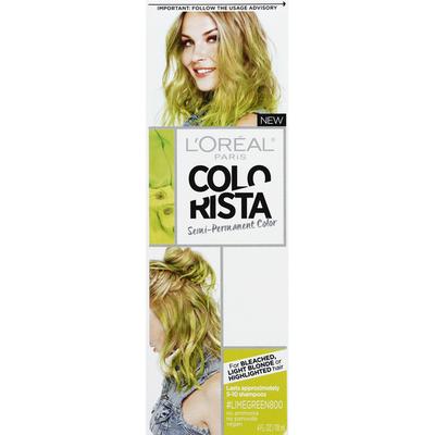 Colorista Semi-Permanent Color, Limegreen 800