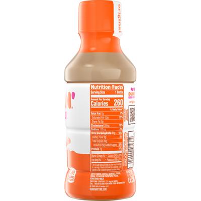Dunkin' Original Iced Coffee Bottle