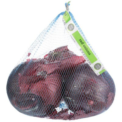 Red Onion Bag