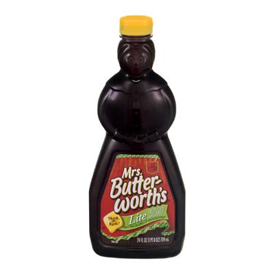 Mrs. Butterworth's Lite Syrup