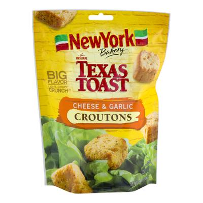 New York Bakery Cheese & Garlic Croutons