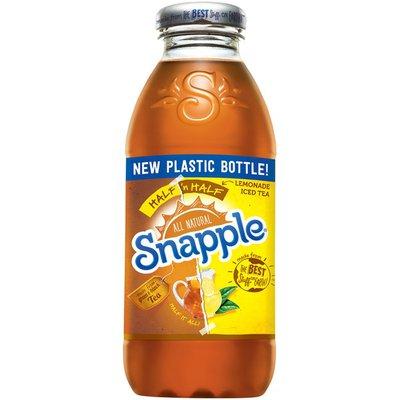 Snapple Half 'n Half Lemonade Iced Tea