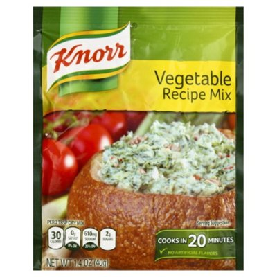 Knorr Soup Mix And Recipe Mix Vegetable