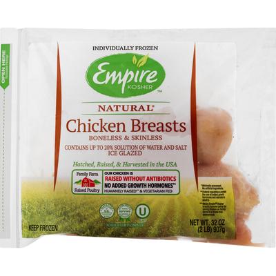 Empire Kosher Chicken Cutlets