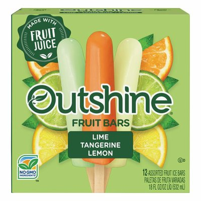 Outshine Fruit Bars Variety Pack