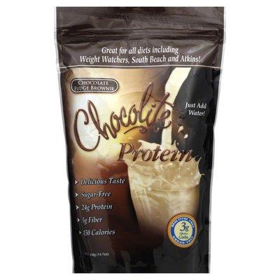 Choco Rite Protein, Chocolate Fudge Brownie