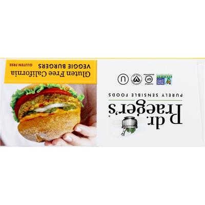 Dr. Praeger's Veggie Burgers, Gluten Free, California