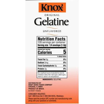 Knox Original Unflavored Gelatine