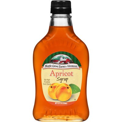 Maple Grove Farms of Vermont Apricot Syrup