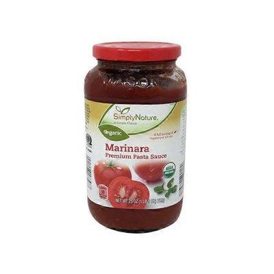 Simply Nature Organic Marinara Pasta Sauce
