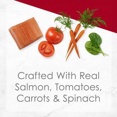 Fancy Feast Wet Cat Food, Medleys Wild Salmon Primavera With Garden Veggies & Greens in Sauce