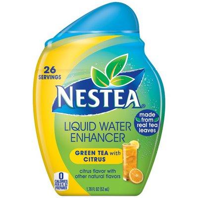 Nestea Green Tea with Citrus Liquid Water Enhancer
