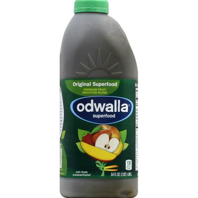 Odwalla Fruit Smoothie Blend, Premium, Original