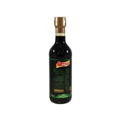 Amoy Supreme Reduced Salt Soy Sauce