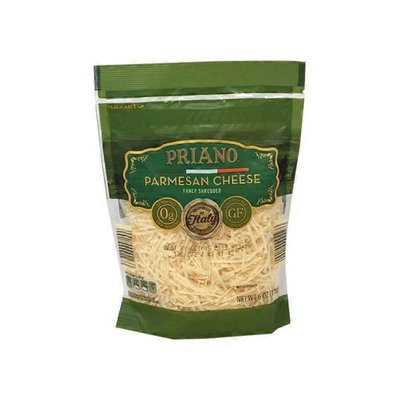 Priano Shredded Parmesan Cheese