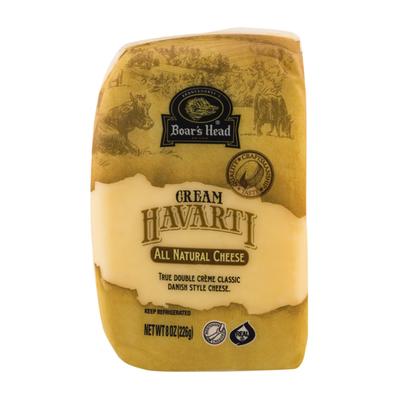 Boar's Head Cheese, Cream Havarti