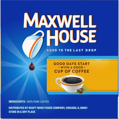 Maxwell House Master Blend Light Roast K-Cup® Coffee Pods