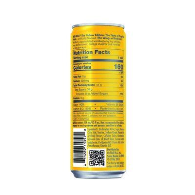 Red Bull Energy Drink, Tropical, Fl Oz