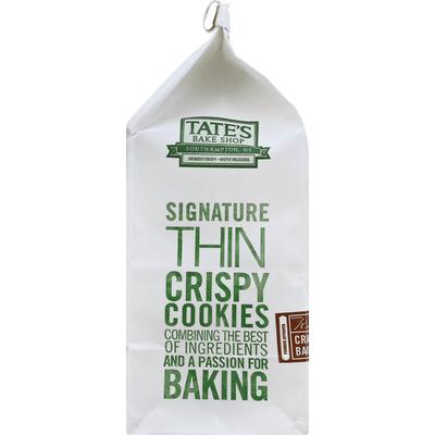 Tate's Bake Shop Cookies, Gluten Free, Chocolate Chip