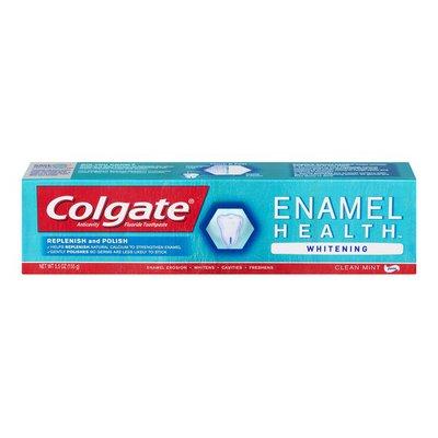 Colgate Enamel Health Whitening Clean Mint