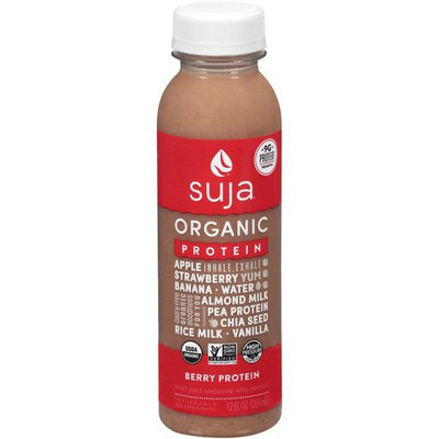 Suja Berry Protein Organic Fruit Juice Smoothie with Protein