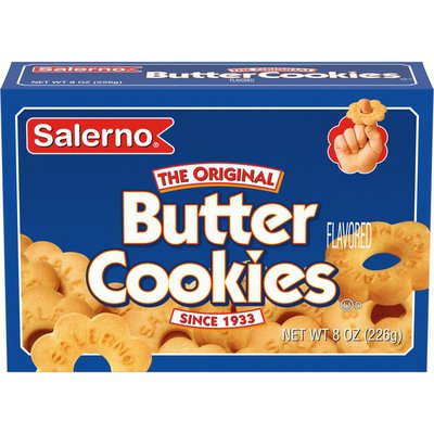 Salerno® Original Butter Flavored Cookies