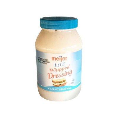 Meijer Lite Whipped Dressing
